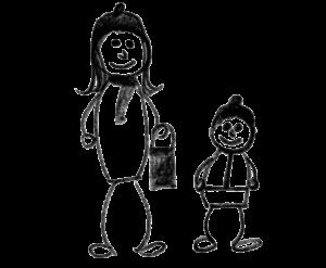 Lösung für herausfordernde Alltagssituationen mit Kindern