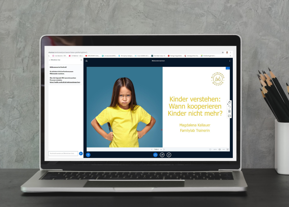 MIteinander Wachsen Online Kurs Kinder verstehen